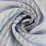 Silk Wollen gefärbter Schaftmaschine-Schal (AFS10003996)