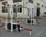 Multi-Selva de ocho estaciones, equipo de la gimnasia de la aptitud