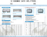 4 방법 CATV 쪼개는 도구 (SHJ-TS8804)