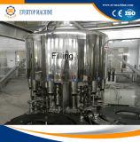 3in1 포도주 또는 주스 또는 물 유리 병 충전물 기계