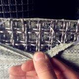 企業(CWW)のための2017ステンレス鋼のひだを付けられた編まれたワイヤー