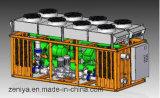 Refrigerador de agua/unidad de refrigeración/tipo de rosca refrigerador del refrigerador/del pistón