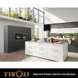 높은 광택 래커 색칠 부엌 찬장 혁신 Tivo-0183V