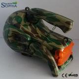 5Wクリー族LEDの肩ひもが付いている軍の軽いパトロールランプ