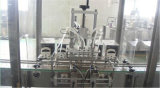 Peristaltische het Vullen van de Pomp het Afdekken Machine voor de Fles van de Ampul van het Flesje