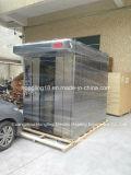 Печь подносов машинного оборудования хлебопекарни 16 хорошего качества электрическая роторная с Ce