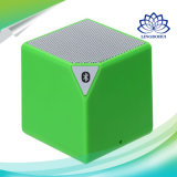 6 Farben-drahtloser beweglicher Lautsprecher mit Miniwürfel-Form