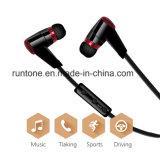 Il disegno ergonomico, fissa il trasduttore auricolare senza fili adatto di Bluetooth