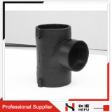 Plumbing Connector Plastic Y Tee 3 Way Electrofusion HDPE Pipe Fitting