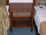 高品質一義的なデザインの熱い販売法の寝室の家具木のNightstand