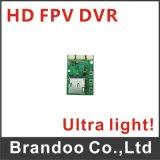 Zangão profissional poderoso de Fpv DVR Quadcopter com luz
