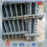 Cassaforma del canale sotterraneo fatta in Cina usata per il versamento delle componenti vuote, cassaforma della parete