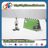 Het in het groot Plastic die Spel van de Sport van het Stuk speelgoed van de Voetbalster voor Jong geitje wordt geplaatst