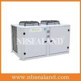 Unidad de condensación encajonada para la cámara fría