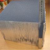 âme en nid d'abeilles 3003h18 en aluminium pour la décoration ferroviaire (HR509)