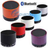 Mini altavoz estéreo de alta fidelidad portable sin hilos de Bluetooth para el iPhone Samsung MP3