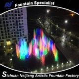 Fournisseur extérieur coloré de la fontaine 3D