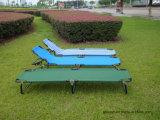 Ajustable 야전 침대를 접히는 옥외 금속