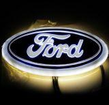LED-hinteres Abzeichen-Emblem-Auto-Firmenzeichen für Ford Mondeo-10 Focus-07