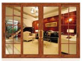 Алюминиевое стеклянное сползая Windows и двери с ценой по прейскуранту завода-изготовителя