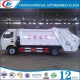 Camion del costipatore dell'immondizia di prezzi bassi 8cbm di Dongfeng
