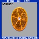 オートバイ、オートバイの部品(Jg-J-10)のためのプラスチック反射鏡