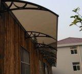 Écrans extérieurs de polycarbonate avant de porche arrière