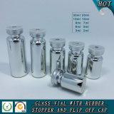 Qualität Slive galvanisierte Glasgefäß-Flasche