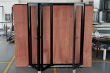 Portello di prezzi poco costosi standard australiani e finestra Bi-Pieganti di alluminio (PNOC0011BFD)
