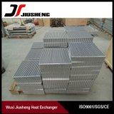 Faisceau en aluminium brasé de réfrigérant à huile de plaque de barre