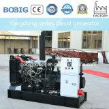 тепловозный генератор 15kw приведенный в действие китайским двигателем Yangdong