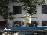 Los tanques de fibra de vidrio o vasos para industria papelera