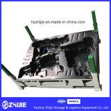 Métal d'usine empilant la crémaillère automatique d'engine pour des constructeurs de véhicule