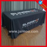 Pano de mesa impresso personalizado de poliéster de propagação