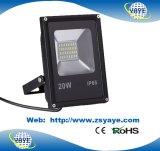 Yaye 18 meilleures lumières d'inondation du prix concurrentiel USD25.56/PC 100W SMD DEL de vente avec la garantie des années Ce/RoHS/2