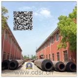 Boyau de flottement de débit de drague/usine en caoutchouc de boyau