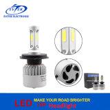 냉각팬을%s 가진 플러그 & 실행 12V 36W 4000lm S2 H4 H7 LED 헤드라이트 전구 차 LED Headlamp