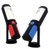 3W COB Portable Work Light Lampe de poche
