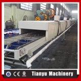 La tuile de toit enduite en pierre en acier laminent à froid former la machine de Tianyu