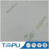 Tela de colchón con Repelente de Agua Tratamiento de superficie de bambú