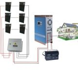 1kw/2kw/3kw/5kw 10kw-100kw с наборов дома решетки солнечных/панели/электрической системы энергии