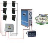 1kw / 2kw / 3kw / 5kw 10kw-100kw off Grid Home Kits solares / Painel / Sistema de energia elétrica