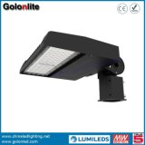 luz Halide del rectángulo de zapato del reemplazo 120lm/W 100W LED de la lámpara LED del halógeno del metal de 400W 500W