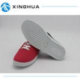 Новый тип в ботинках холстины способа вскользь