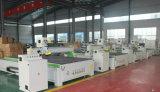 Машина маршрутизатора CNC размера таблицы итальянки 2040 оси 6kw Hsd высокой точности 3