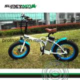 Bicicleta elétrica do pneu gordo traseiro do motor 8fun