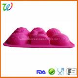 Fabrik-Großhandelsosterei-Silikon Bakeware