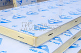 PU-Nockensperre-Zwischenlage-Panel-zusammengebauter Kühlraum