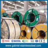 Fabricante de la bobina del acero inoxidable del certificado de prueba del molino ASTM 316L