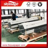 Oric Impresora de inyección de tinta de gran formato de 1,8 m con doble cabezal de impresión Dx-5